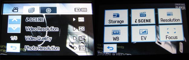 samsunghmx-5 REVIEW - Samsung HMX-H106 SSD HD Camcorder