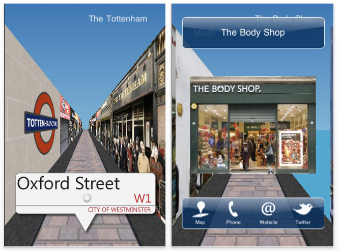 fashion-app-screenshot-mall iPhone turned fashion assistant, great apps for every style