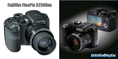 fujis2500hd-sg Latest FujiFilm FinePix trio leaked, HD video recording the norm