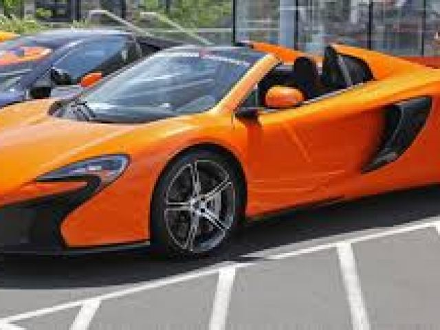 mclaren Top 5 Supercars of 2015