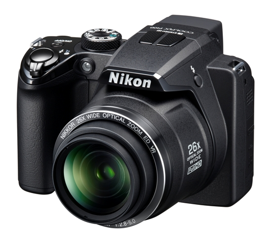Nikon-P100_front34l_on Nikon unveils massive consumer camera lineup for 2010