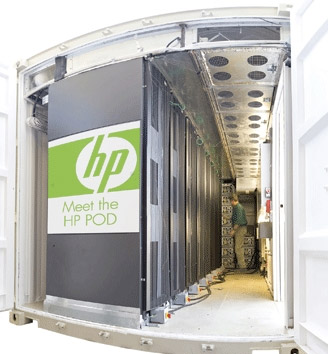 hp-pod Is that a data center on your trailer?