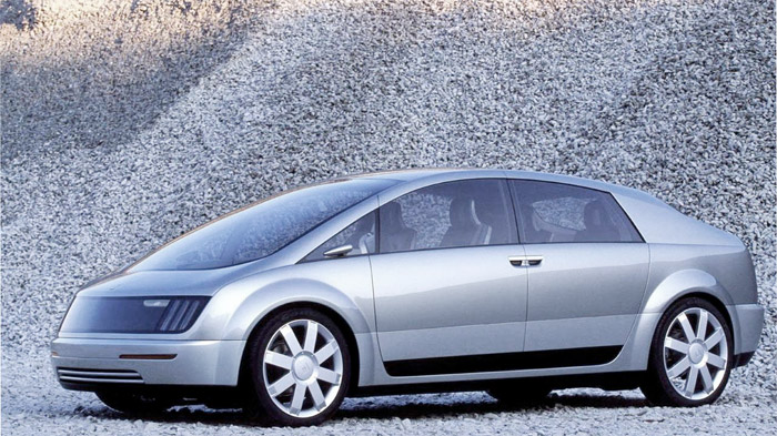 hywire-large Lunch Break Video: A look back at GM's Hy Wire car of the future