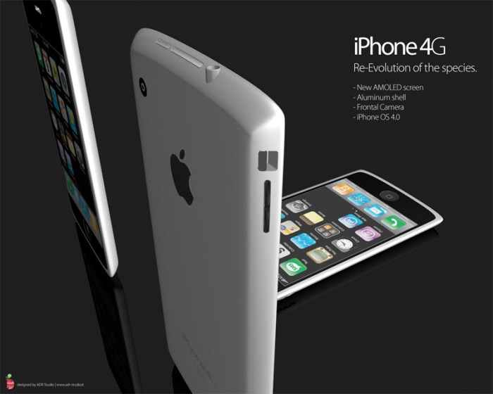 iPhone4g-concept-6 The iPhone 4G revealed, beautiful new concepts from Italian studio ADR