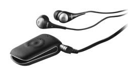 jabraclipper Jabra's Clipper Bluetooth stereo headset is more discreet