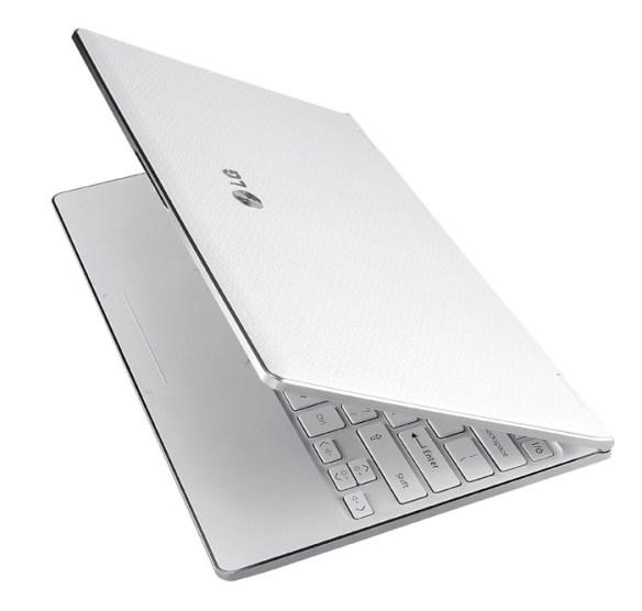 lgx300-white LG X300 is an ultra-slim, ultra-sexy netbook PC