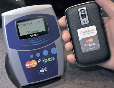 zoompass-mc Zoompass Tag turns your Canadian cell phone into a touchless MasterCard