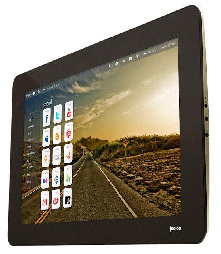 joojoo-tablet Fusion Garage launches JooJoo tablet in Canada and Europe