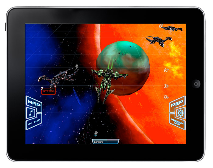 ngmoco-warpgate Gaming to soar for the iPad: ngmoco releases seven titles