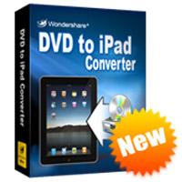 wondershare.200 Wondershare: DVD to iPad video converter solution