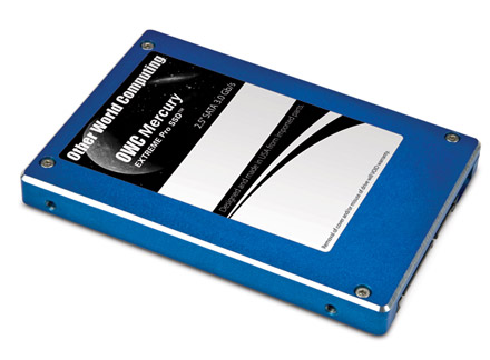 owc-ssd OWC Mercury Extreme Pro solid state drives are speedy and capacious