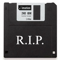 rip-floppy  RIP the floppy disk: Sony finally kills legendary format