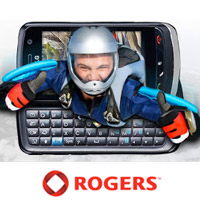 "rogers-extreme Rogers introduces exclusive ""Extreme Text Messaging"""