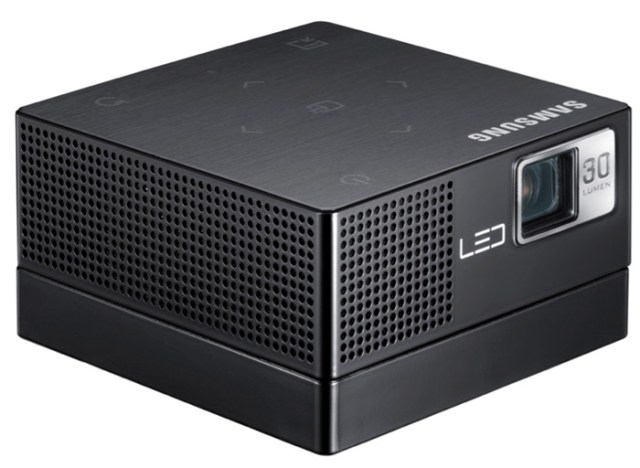 samsung-pico Samsung SP-H03 pico projector is their smallest yet