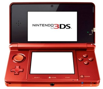 3ds Nintendo 3DS: What you see is what you get