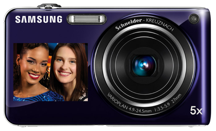samsung-ffd-01  Samsung's dual screen digital cameras for self-portrait crazed individuals