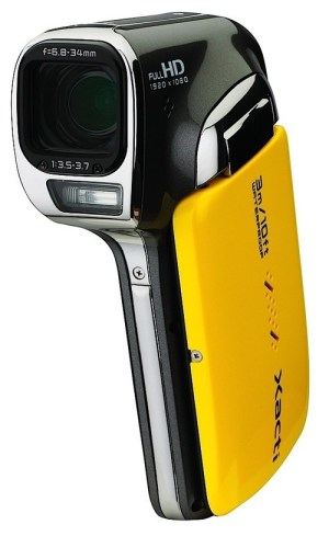 500x_xacti Sanyo's best waterproof HD camcorder to date?