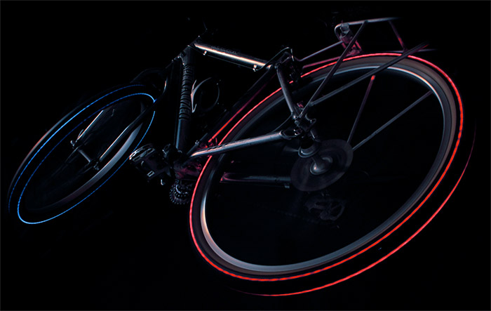 cyglo-04  Pimp my ride: Glowing Cyglo bicycle tires use embedded LEDs