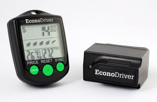 econodriver EconoDriver retrains bad driving habits to save you gas