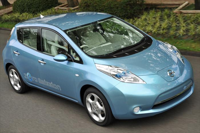 nissan-leaf-ev U.S. bound Nissan Leaf to be in quantities of 25,000