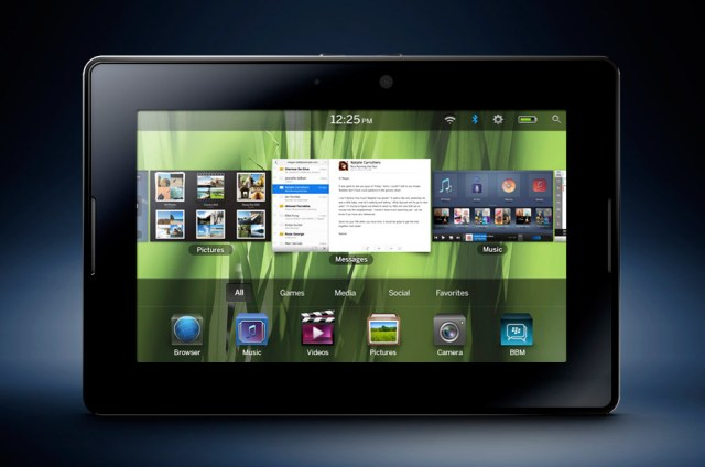 bb-playbook_navigator BlackBerry Playbook tablet by RIM unveiled, WiFi only in 2011