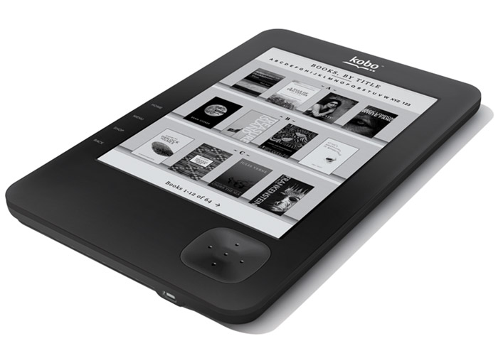 kobo-black-wifi Kobo WiFi edition is cheaper, faster and sharper