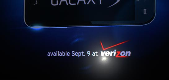 samsung-fascinate-sept9 Samsung Fascinate (Galaxy S) headed to Verizon tomorrow