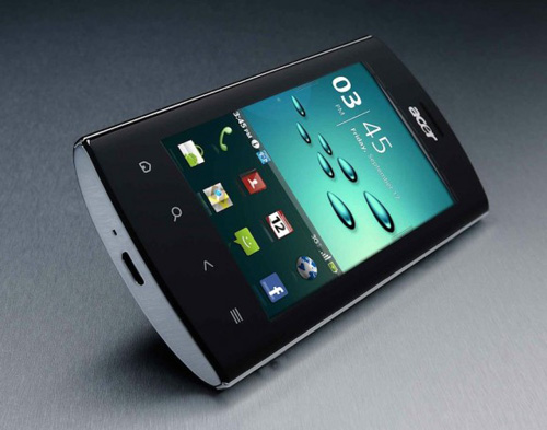 acerliquidmetal-lg2 Acer Liquid Metal smartphone speeds up to 14.4Mbps 3G