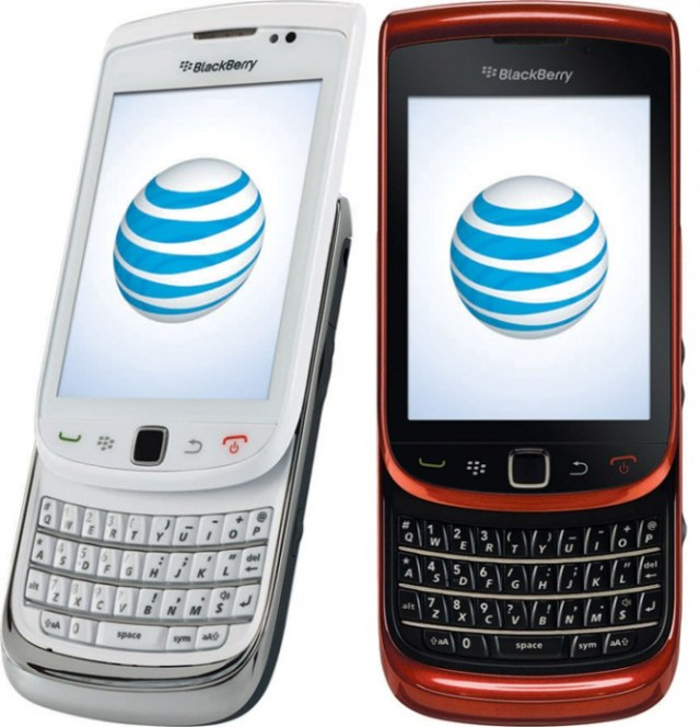 bb-torch-redwhite-675x700 AT&T getting red and white BlackBerry Torch in a week