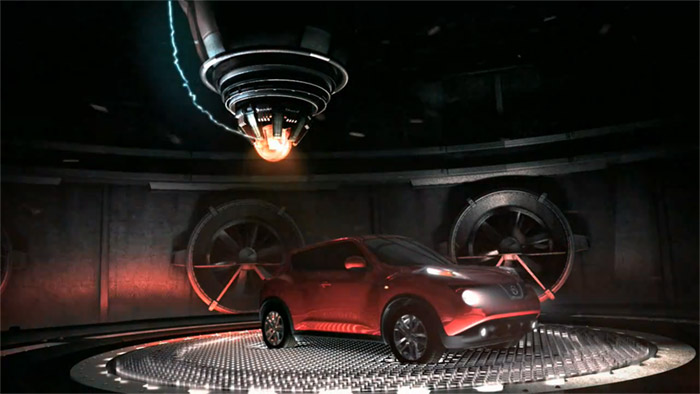 nissan-juke Nissan Juke commercial is a tale of mythical proportions