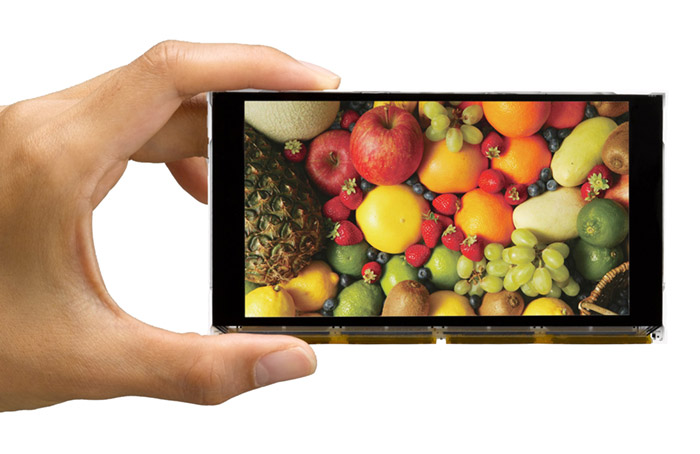 orustech-hd-display World's smallest LCD will full HD resolution is 4.8-inches