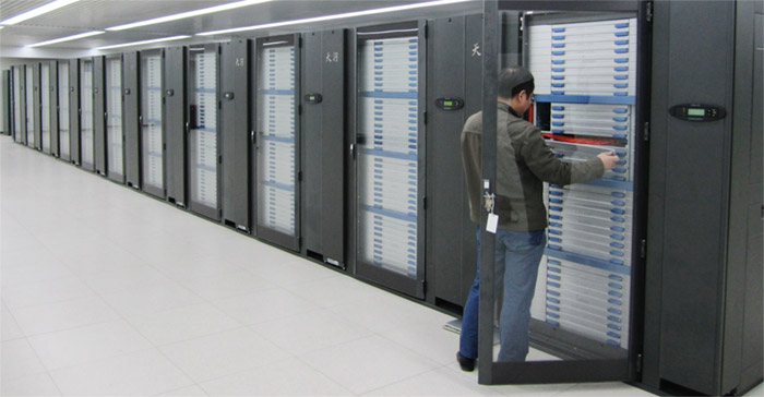 Tianhe-1A Intel powers the world's fastest supercomputer