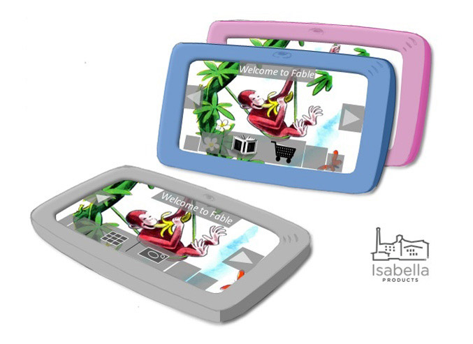 isabella-fable Isabella Fable: The children's Android tablet
