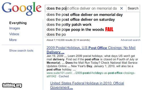 popepoop Android and iPhone get Google Instant search