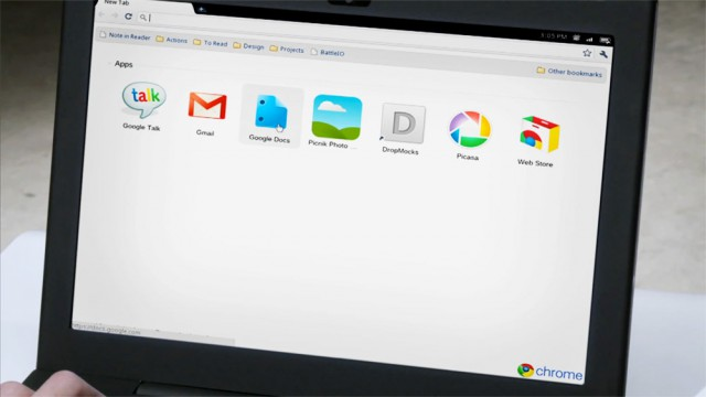 google-chrome-screenshot-640x360 Google's Chrome OS makes hardware indispensable