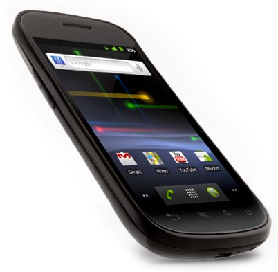 google-nexus-s Google Nexus S smartphone officially unveiled with Android 2.3 Gingerbread