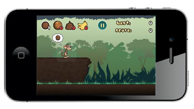 angryturds Angry Birds leaves trail for Angry Turds iPhone game