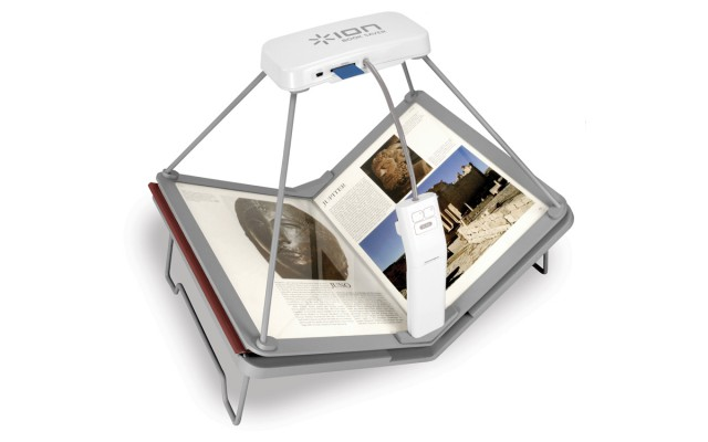 booksaver_angle_lrg-640x400 Ion Book Scanner digitizes your 200-page books in 15 minutes for eReading