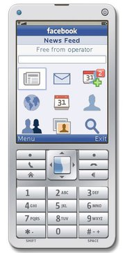 facebook-mobile Facebook app brings feature phones (almost) up to smartphone standards