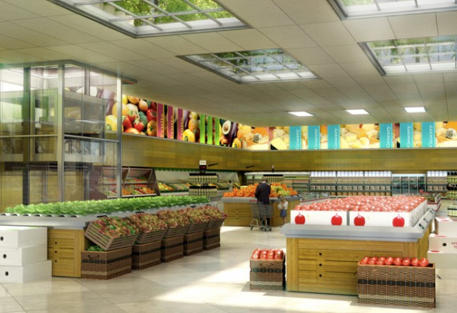 rooftop-greenhouse-2-640x439 Hydroponics firm targets supermarkets for rooftop greenhouses