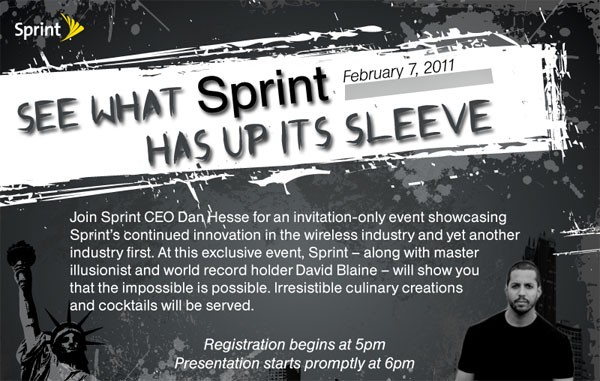sprint-feb-7-invite Sprint to unveil CDMA iPad with WiMAX on February 7?
