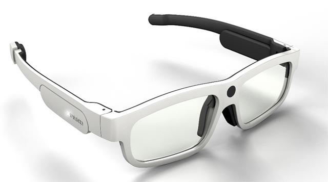 xpand-3d XPAND presents world's first personalized 3D glasses