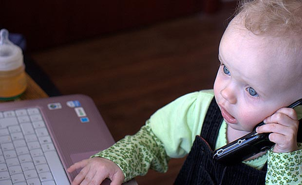 babytumor British watchdog agency wants to ban cell phones for kids