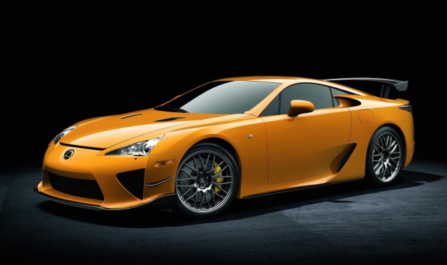 lexus-lfa-nurburgring-1-640x380 Lexus LFA Supercar Gets More Expensive with Nurburgring Edition