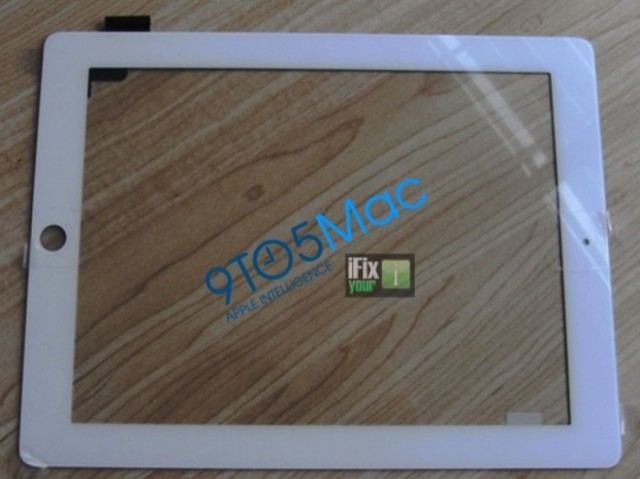 whiteheaderipad1-640x479  Leaked Shot Reveals White Apple iPad 2?