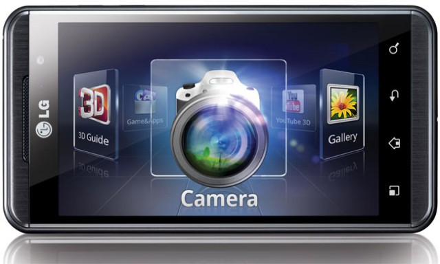 "LG-Optimus-3D-Smartphone-640x384 LG Optimus Dubbed ""Thrill 4G"" on AT&T"