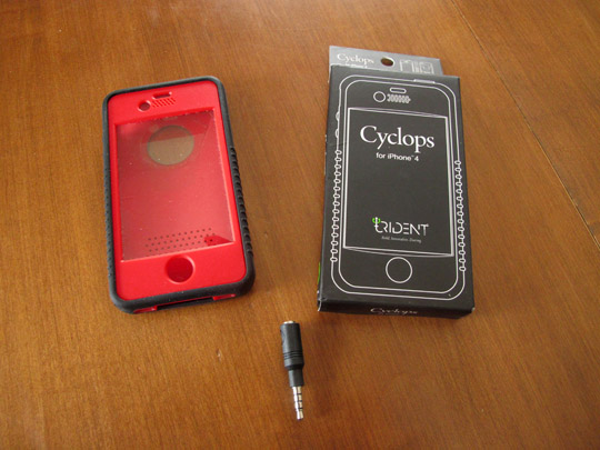 cyclops4 Hands-on: Trident iPhone 4 Cyclops + iPad Kraken Cases Reviewed