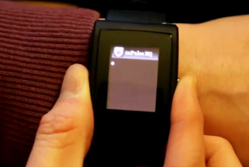 inpulsand-ac1 New Facebook App for InPulse Watch Checks in Anywhere