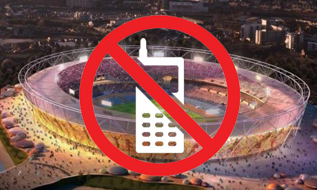 olympicsphoneban Cellphones Could Be Banned at 2012 Olympic Games