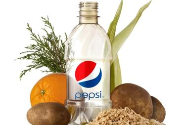 pepsi-plant-bottle Pepsi to Make the Switch: 100% Plant-based Bottles
